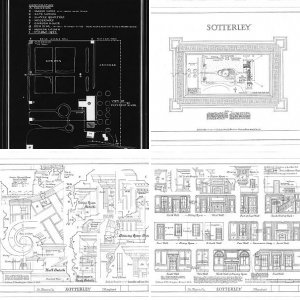 Sotterley Mansion: Architectural Drawings