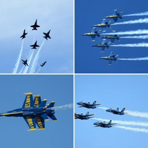 2005 Patuxent River Air Expo: Blue Angels