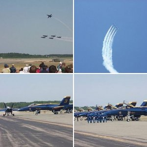 1999 Patuxent River Air Show: Blue Angels