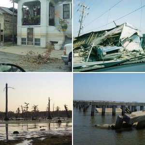 Hurricane Katrina, August 2005