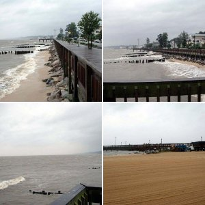 2003: Hurricane Isabel: Chesapeake Beach & North Beach