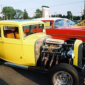 Street Rods in Callaway, MD