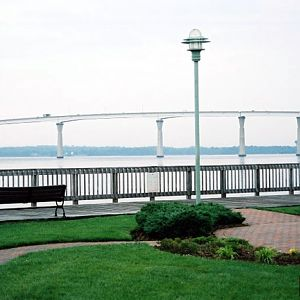 The Bridge from the Park