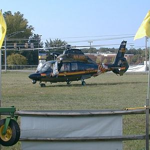 MD State Police Helo