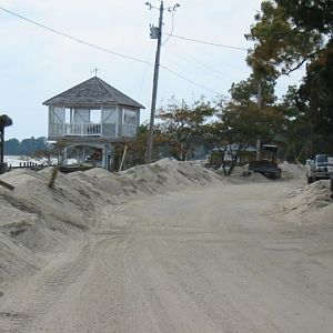 Piney Point - Plowing Sand