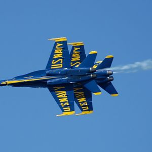 PAXRVR Air Expo - Blue Angels - Belly to Belly