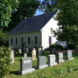 St. George's Episcopal Church, Valley Lee, MD