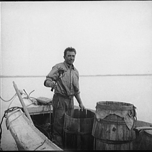 Crab fisherman. Rock Point, Maryland, 1936