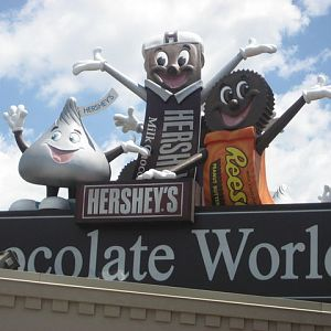 Choc. World - Hershey PA