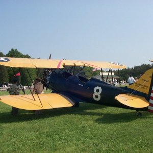 Flying Circus: Bealeton, Va.: 19-MAY-2004