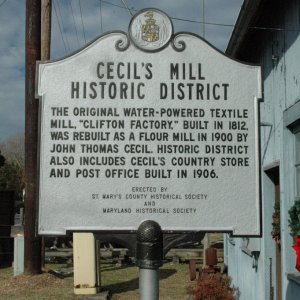Cecil's Mill Historic District