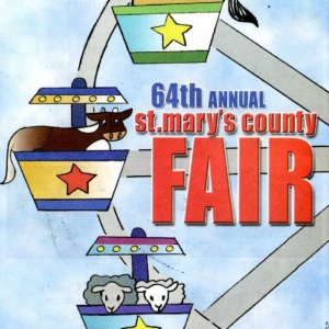 2010 Catalog Cover, St. Mary's County Fair